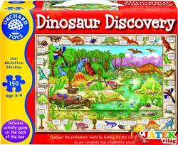 Orchard Toys Fedezd fel a dinoszauruszokat (272)
