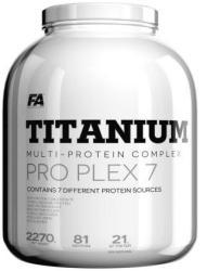 Fitness Authority Titanium Pro Plex 7 - 2270g