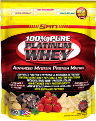 SAN Nutrition 100% Pure Platinum Whey - 4540g