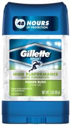 Gillette Sport Power Rush (Gel stick) 70ml