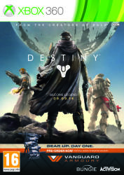 Activision Destiny [Day One Vanguard Edition] (Xbox 360)