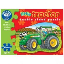Orchard Toys Kétoldalas traktor (300)