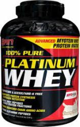 SAN Nutrition 100% Pure Platinum Whey - 2270g