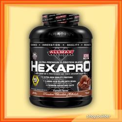 AllMax Nutrition Hexapro - 2495g
