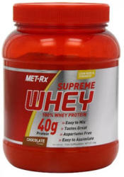 MET-Rx Supreme Whey - 908g
