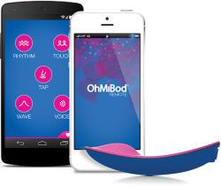 OhMiBod BlueMotion NEX 1 okos vibrációs bugyi