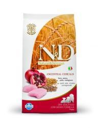 Farmina N&D Low Grain Chicken & Pomegranat 800g