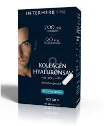 Interherb Vital Kollagén & Hyaluronsav For Man - 30db