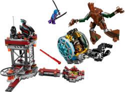 LEGO Marvel Super Heroes - Menekülés Valahol (76020)