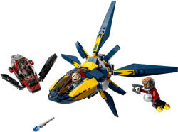 LEGO Super Heroes - Superheroes Csillagromboló Támadás 76019
