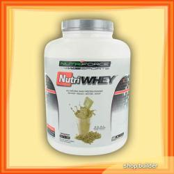 Nutriforce NutriWHEY - 1840g