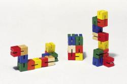 Mini kígyó puzzle