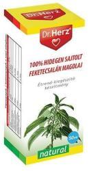 Dr. Herz Hidegen sajtolt feketecsalán magolaj 50ml