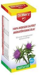 Dr. Herz Hidegen sajtolt máriatövismag olaj - 50ml