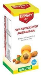 Dr. Herz Hidegen sajtolt sárgabarackmag olaj 50ml
