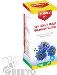 Dr. Herz Hidegen sajtolt feketekömény magolaj 50ml