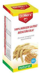 Dr. Herz Hidegen sajtolt búzacsíra olaj 50ml
