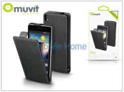 muvit Slim Flip Huawei Ascend P6