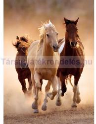 Clementoni Vágtázó lovak 1000 db-os (39168)