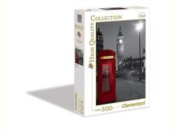 Clementoni Londoni telefonfülke 500 db-os (30263)