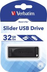 Verbatim Slider 32GB USB 2.0 98697