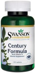 Swanson Century Formula multivitamin tabletta vassal - 130db