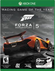 Microsoft Forza Motorsport 5 [Racing Game of the Year] (Xbox One)