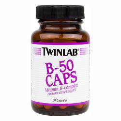 Twinlab B-50 Caps - 50db