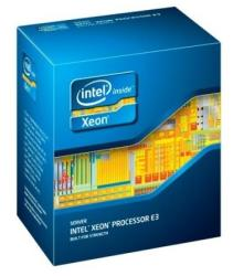 Intel Xeon Quad-Core E3-1241 v3 3.5GHz LGA1150