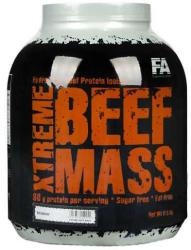 Fitness Authority Xtreme Beef Mass - 2500g