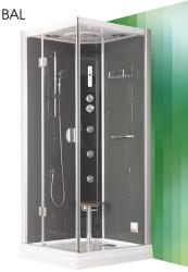 Roltechnik DLS/900 90x90 cm szögletes