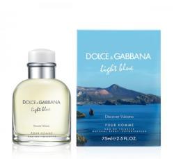 Dolce&Gabbana Light Blue Discover Vulcano pour Homme EDT 75ml