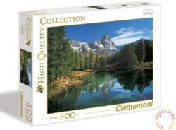 Clementoni Matterhorn, Alpok 500 db-os