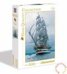 Clementoni Amerigo Vespucci 500 db-os (30123)