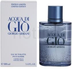 Giorgio Armani Acqua di Gio pour Homme (Blue Limited Edition) EDT 100ml