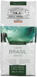 Compagnia Dell' Arabica Brasile Santos, szemes, 250g