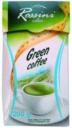 Rossini Arabica zöld kávé, őrölt, 200g