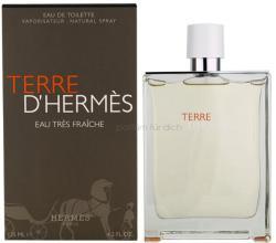 Hermès Terre D'Hermes Eau Tres Fraiche EDT 125ml