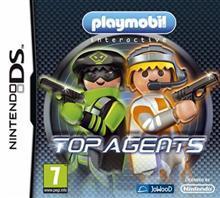 PQube Playmobil Top Agents (Nintendo DS)