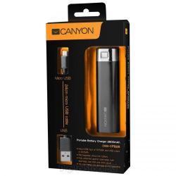 CANYON 2600mAh Compact Charger CNE-CPB26