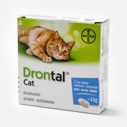 Drontal Cat tabletta (2db)