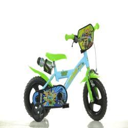 Dino Bikes Ninja Turtles 12 (DN123GL-NT)