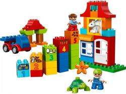 LEGO Duplo - Deluxe játékdoboz (10580)