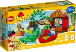 LEGO Duplo - Pán Péter látogatása (10526)