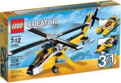 LEGO Creator - Sárga verseny járművek (31023)