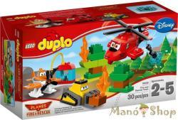 LEGO Duplo - Tűzoltó és mentőcsapat (10538)