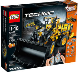 LEGO Technic - Távirányítású VOLVO L350F markológép (42030)