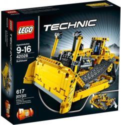 LEGO Technic - Buldózer (42028)