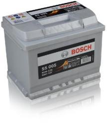 Bosch S5 12V 63Ah 610A Bal+ (0092S50060)