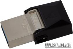 Kingston MicroDuo3 32GB USB 3.0 DTDUO3/32GB